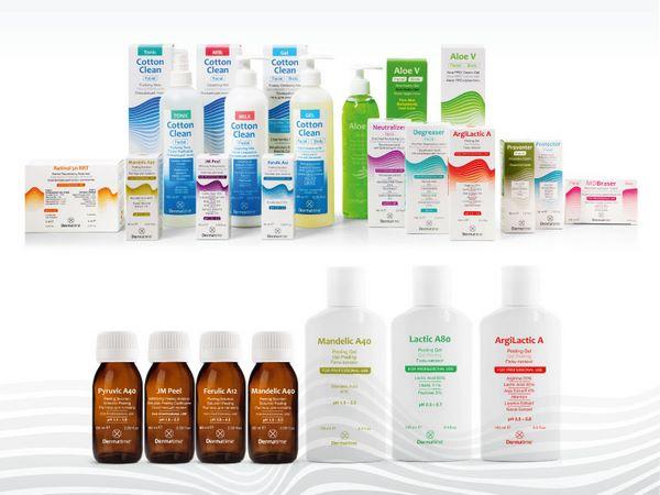 Косметические средства Dermatime